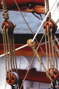 traditional rigging
